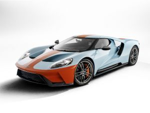 2019 Ford GT 68 Heritage Celebrates An Iconic Win