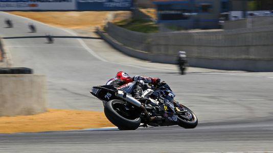 Tuning Up Our Skills At California Superbike School