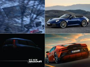 Car News Of The Week 2019 WagonR City ZX Petrol MT Creta SX O Executive Upcoming Launches V-Class X7 XUV300 Hector Huracan Evo And More