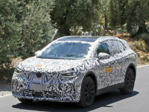 Upcoming VW ID Crozz Spied Testing For The First Time