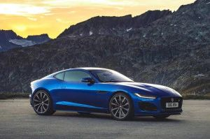 Jaguar F-Type Facelift Sports Car Launched In India At Rs 9512 Lakh