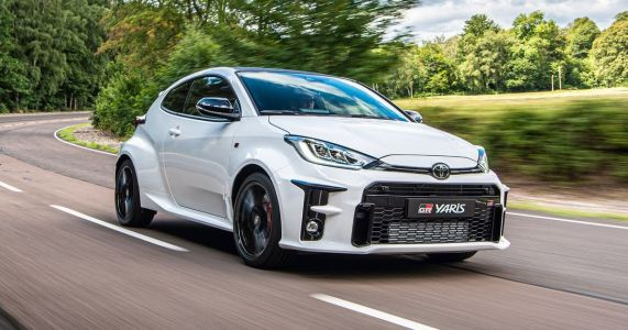 The Toyota GR Yaris' WRC Brother Is Dead, But That Doesn't Hinder The Road Car's Coolness