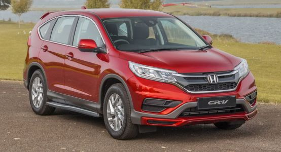 Special Edition Honda CR-V S Plus Lands In UK From £23,500