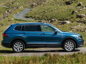 Volkswagen Tiguan Allspace Launch In Early 2020 Will Come With BS6 Petrol Engine Only