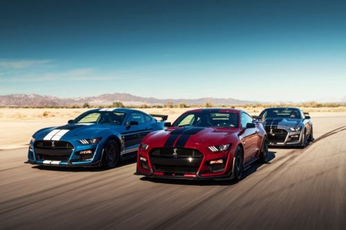 New 2020 Ford Shelby GT500 Is Now The Fastest, Most Powerful Mustang Ever