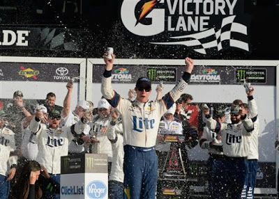 Brad Keselowski interview Thursday at Daytona