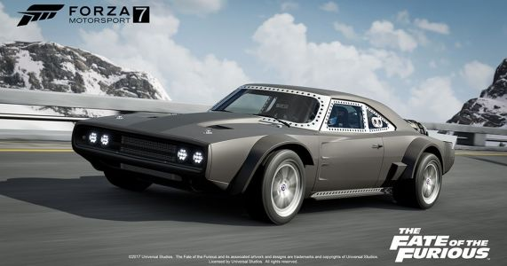 Unleash Your Inner Toretto With The Forza 7 Fate Of The Furious Car Pack