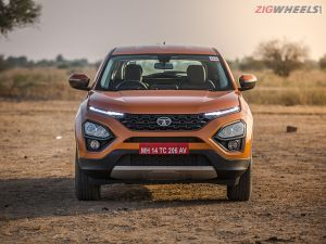 Tata Harrier Gets A Price Hike Now Starts At Rs 1299 Lakh