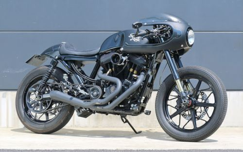 Harley XL 1200N 2012 by Selected Custom Motorcycle