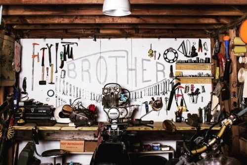 Ever wondered where the idea for Brother Moto started? The DIY