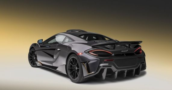 There's Already A Tricked-Out McLaren 600LT MSO, And It Has A Roof Scoop
