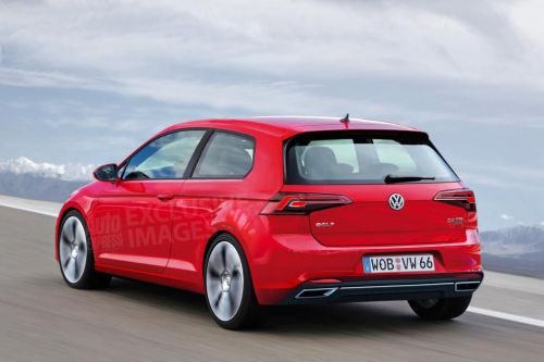 New VW Golf To Be A Mild-Hybrid