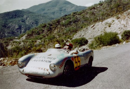 1954 Carrera Panamerica in Color
