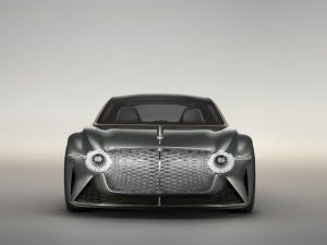 Bentley Unveils The Futuristic Electric EXP 100 GT On Its 100th Anniversary