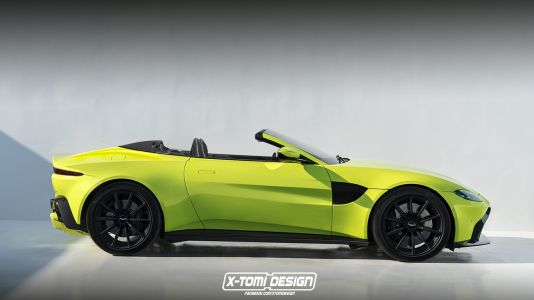 Aston Martin Vantage Roadster Coming This Year