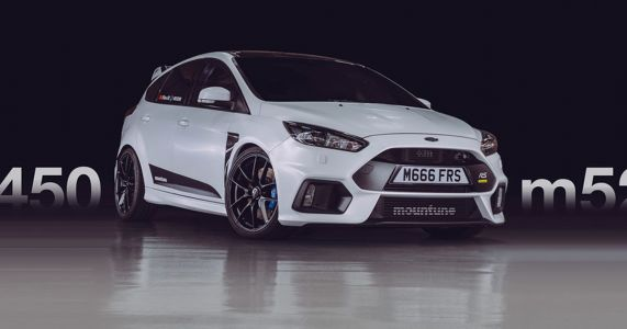 Tuner Cranks The Ford Focus RS Up To 513bhp