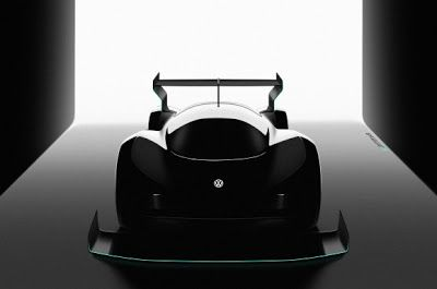 Volkswagen is developing an all-electric race car for Pikes Peak 2018