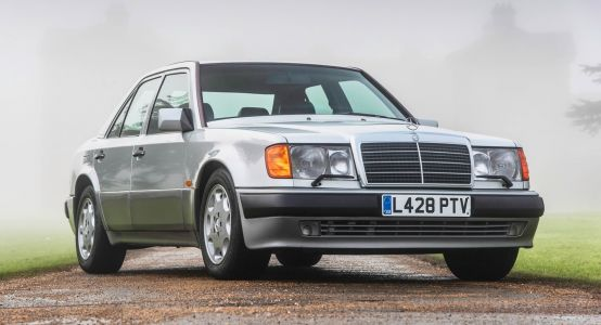 Rowan Atkinson's Mercedes 500E, Lancia Thema 8.32 Going Under The Hammer