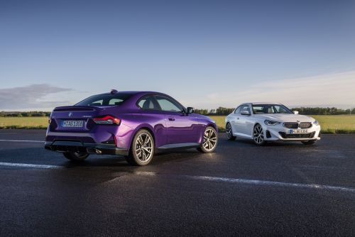 2022 BMW 2 Series Officially Revealed