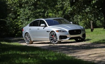 2017 Jaguar XF: An In-Depth Review of Her Majesty's Rare and Refined Luxury Mid-Size Sedan