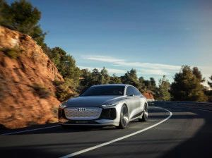 All-electric Audi A6 e-tron Concept Breaks Cover At Auto Shanghai 2021