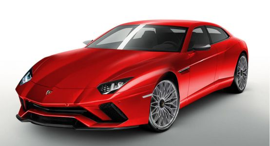 With The Urus Is Ready, Is The Estoque Next For Lamborghini?