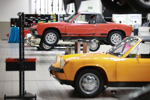 Porsche Centre Pretoria Awarded Classic Partner Accreditation