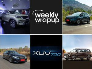 Top Car News India Citroen C5 Aircross SUV And BMW 6 Series GT Facelift Launched Hyundai Alcazar Unveil Price Hikes And More