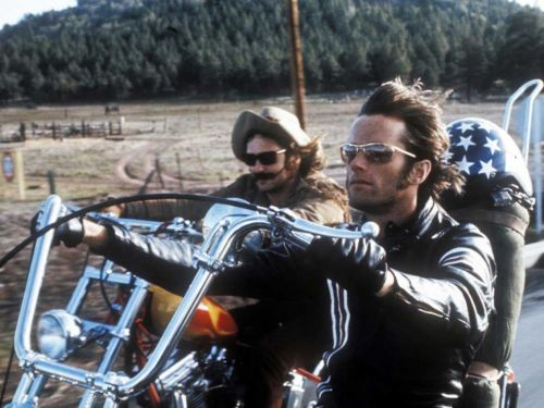 Iconic Easy Rider Peter Fonda Passes
