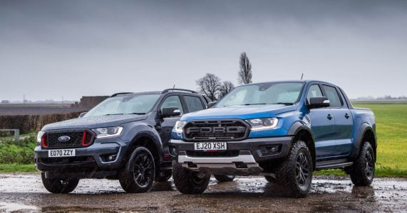 6 Key Differences Between A Normal Ford Ranger And The Raptor