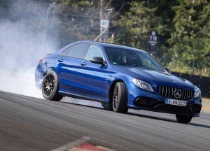 Next-Gen Mercedes-AMG C 63 To Use A Hybrid Four-Cylinder Engine