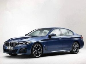 Facelifted BMW 5 Series Set For India Launch On June 24 To Rival Audi A6 Mercedes-Benz E-Class And Volvo S90