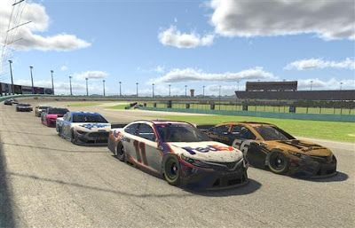 Expect NASCAR iRacing odds to be posted in Nevada for race at virtual Texas Motor Speedway