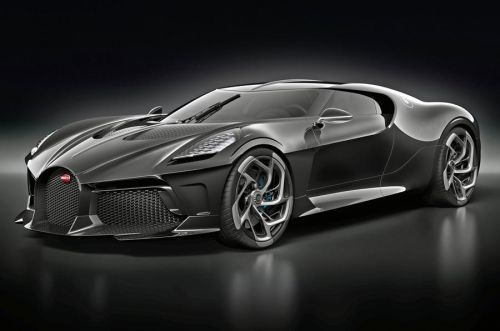 Second Bugatti Model Awaiting Sign-Off