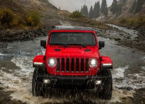 Jeep To Electrify Its Entire Lineup with EVs and PHEVs By 2022