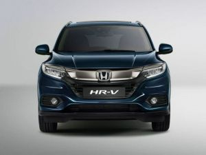 Honda HR-V Spied In India Yet Again Could Launch This Festive Season
