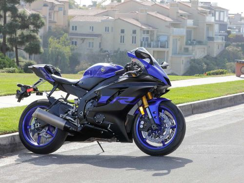 2019 Yamaha YZF-R6 Review MC Commute Photo Gallery