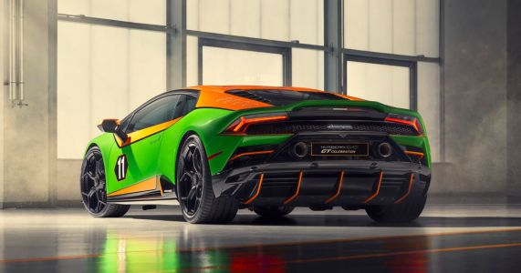 Lamborghini Aventador SVJ 63 And Huracan EVO GT Arrive: Who Cares About Subtlety Anyway?