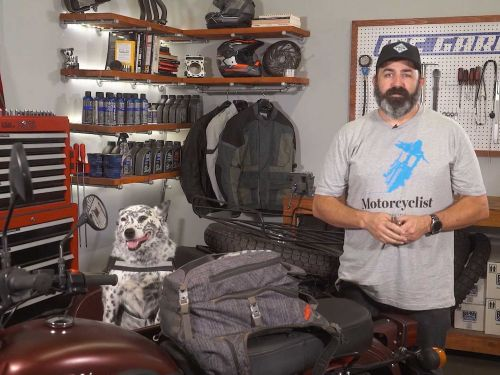 Adventure Motorcycle Riding Tool Kit Essentials