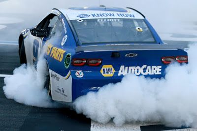 Chase Elliott is 5/2 favorite to win 2021 O'Reilly Auto Parts 253 at Daytona