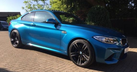 This Used BMW M2 Delivers M-Car Thrills For The Price Of A Hot Hatch