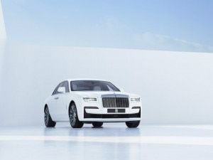 Second-Generation Rolls-Royce Ghost India Prices Start At Rs 695 Crore