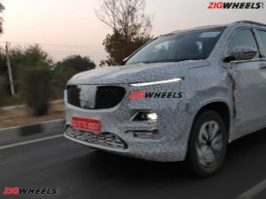 MG Hector To Get Both Petrol And Diesel Powertrains