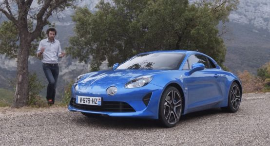 You Might Want To Cancel That Cayman Order After Watching This Alpine A110 Review