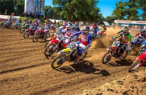 HILL & AUTOTRADER YOSHIMURA SUZUKI 6TH AT REDBUD