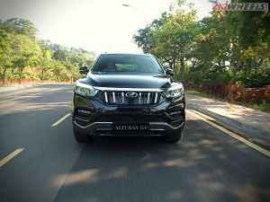 Mahindra Alturas G4 First Drive Review