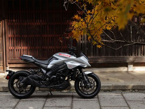 2020 Suzuki Katana Photo Gallery
