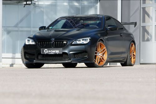G-Power Bumps Up BMW M6 Coupe To 789 HP , Sprinkles GTS Flavour