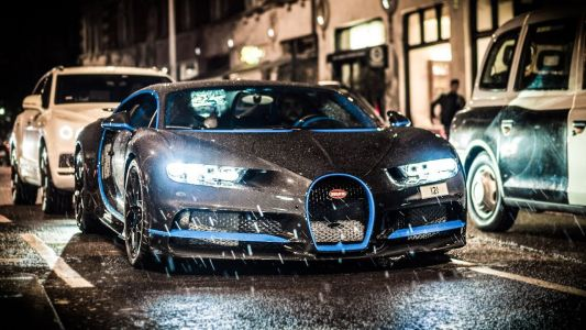 It Costs R10 Million To NOT Paint Your Bugatti Chiron