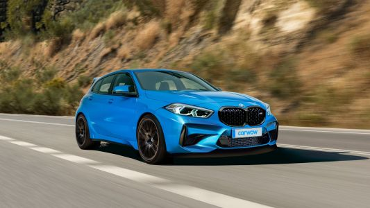 Is BMW Planning A M140e Hybrid Hot Hatch With 300kW?